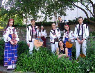 домра, баян, балалайка, скрипка. Конкурс на народных инструментах