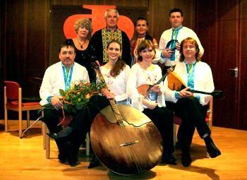 Конкурс исполнителей на народных инструментах, ансамбль Три плюс два