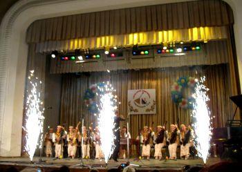 бандура, балалайка, баян - конкурс исполнителей на народных инструментах