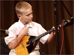 Конкурс исполнителей на народных инструментах. Конкурс - фестиваль народной музыки